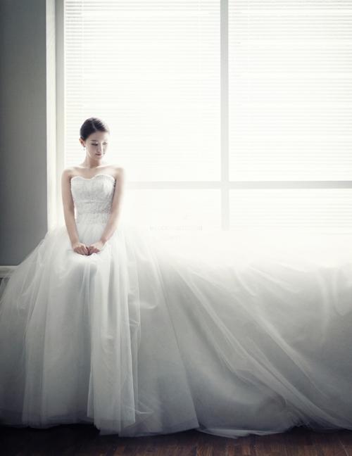 Ảnh cưới đẹp trong studio