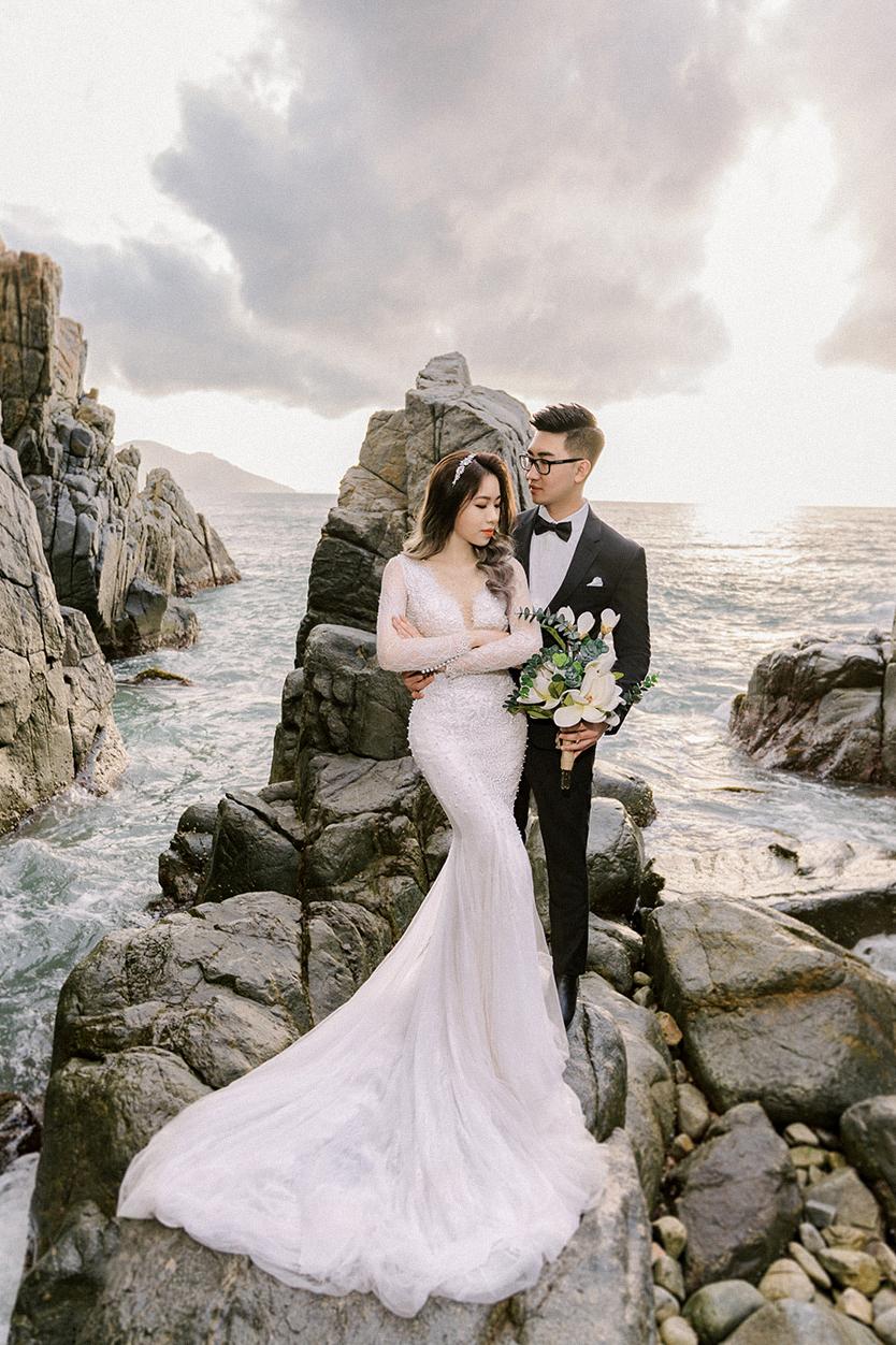 [ Ảnh cưới Nha Trang ] Thái & Trân