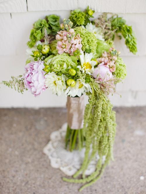 Hoa cưới đẹp mùa hè