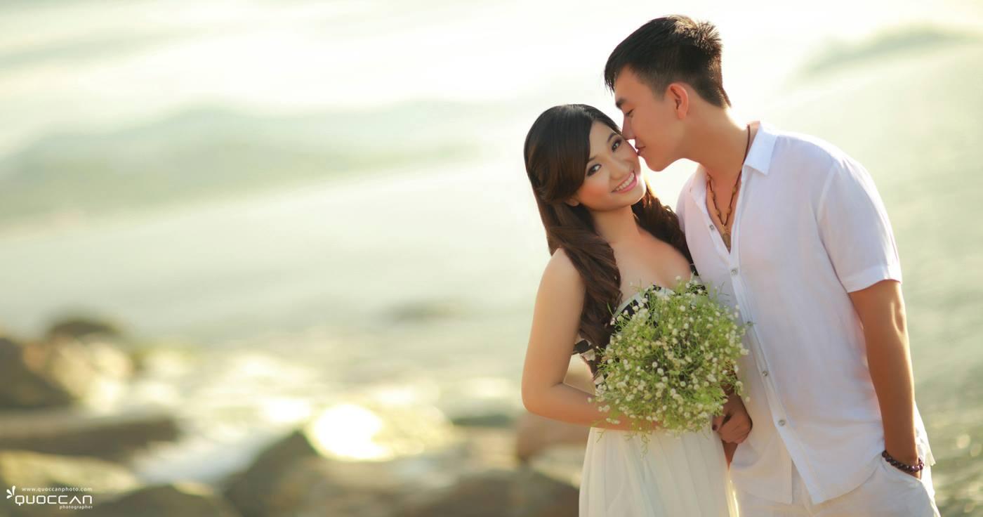 Mẹo giúp cô dâu tự tin khi chụp hình cưới