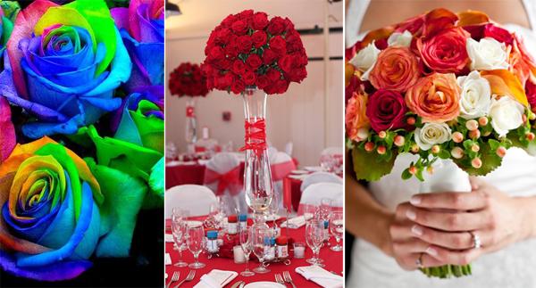 Ý nghĩa các loại hoa cưới