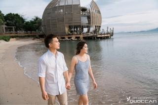 [ Ảnh cưới Nha Trang - An lâm resort ] Lan & Hậu