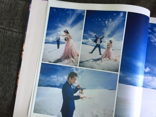 Cover photobook & Product