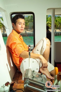Anh Tuan MC VTV3