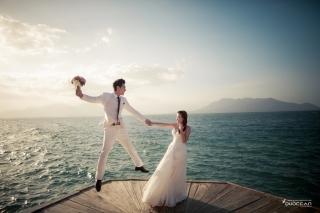 Ảnh cưới Nha Trang ( Minh Ngo - Bella )