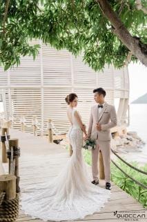 [ An lâm resort ] Mười & San
