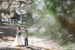 [ Ảnh cưới Đà Lạt ]