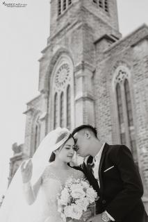 [ Ảnh cưới Nha Trang ] Nhà thờ Đá