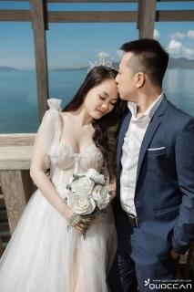 [ An lâm resort ] Quỳnh & Hải