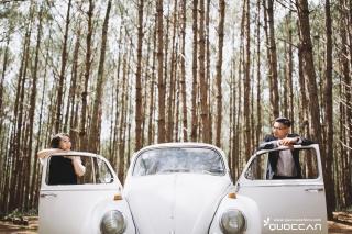 [ Ảnh cưới Đà lạt ] Đức & Nhi