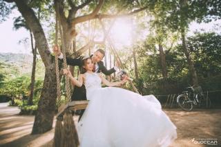 Ảnh cưới Nha Trang - An Lâm resort ( Hybery Ho )