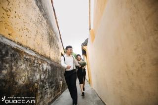 [ Ảnh cưới Hội An - Đà nẵng ] Mạnh & Tuyền