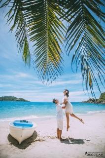 Ảnh cưới Nha Trang - An Lâm resort ( Trang & Định  )