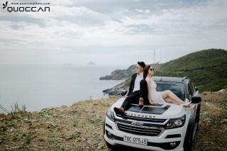Nha Trang - Vinpear land ( Tu  & Nhu )