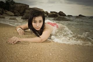 Dien Vien Mai Hai Anh 3 ( be Miu )